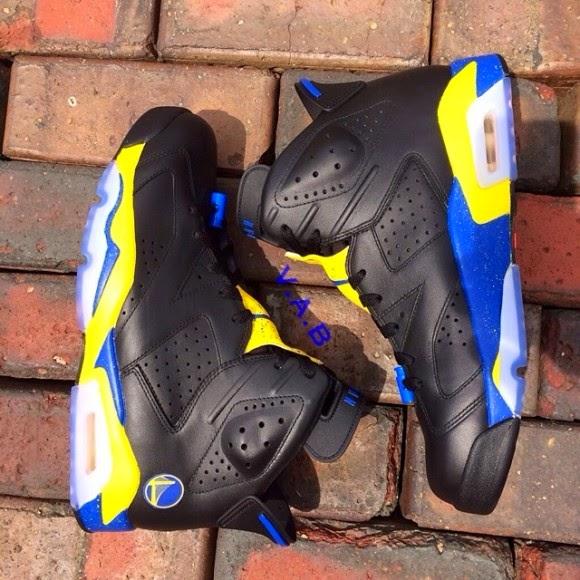 Warriors X Air Jordan 1: Kicks X Clothes X Photos X FLY SH*T