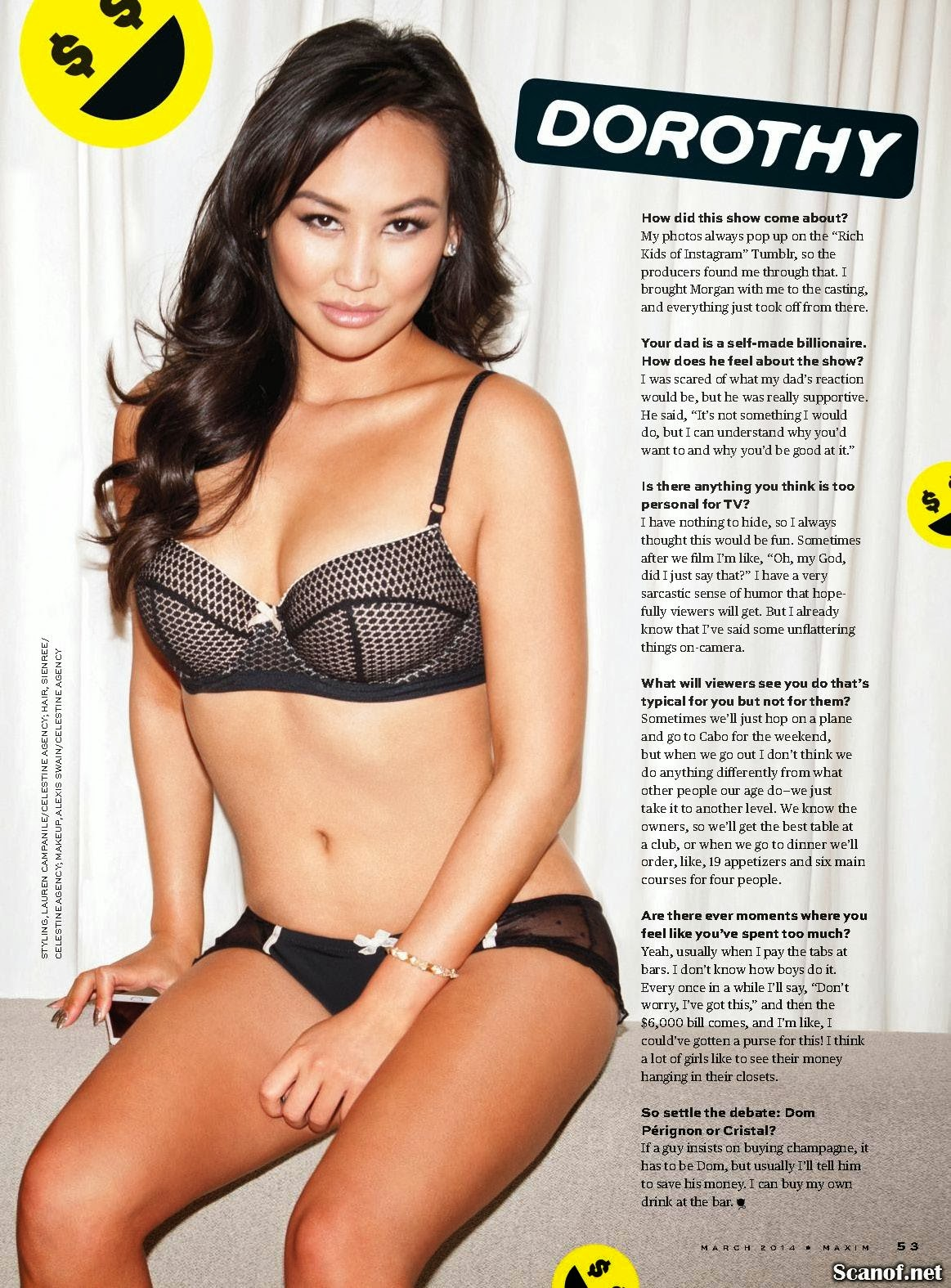 Maxim Magazine Cover Girls submited images.