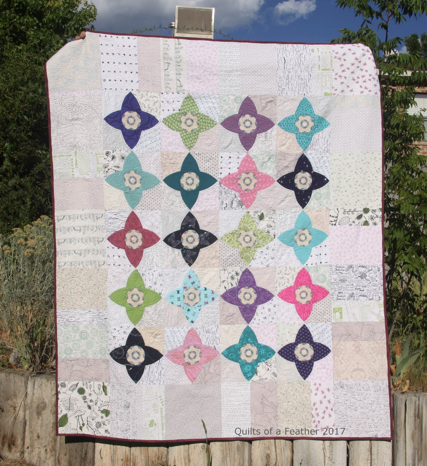 Quilts of a Feather : feather quilt - Adamdwight.com