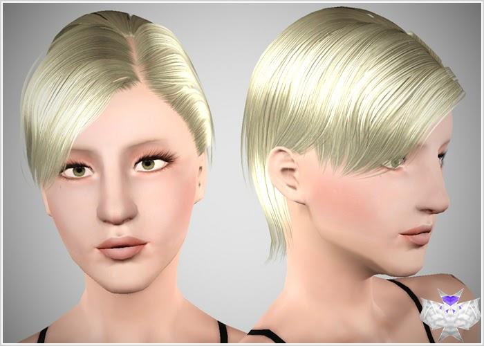 My Sims 3 Blog David Sims Short Hair For Females