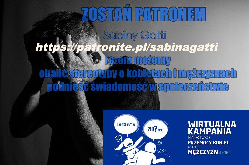 Przemoc NIE ma Płci - Sabina Gatti