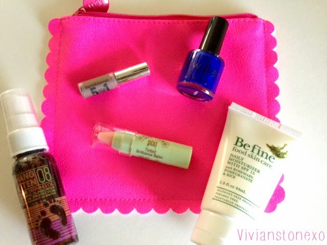 ipsy july 2014 review