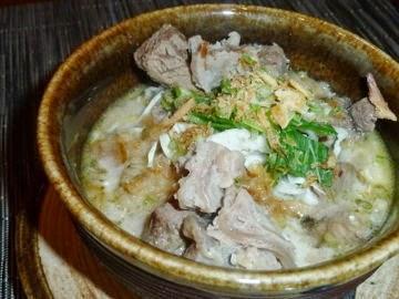 Sup Ayam Berempah Penggugah Selera