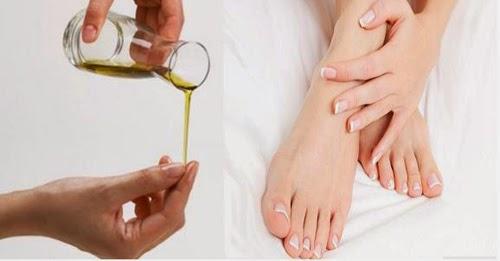 Hướng dẫn chăm sóc móng tay với dầu dừa