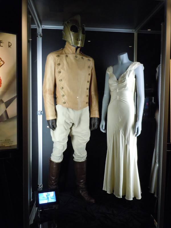 The Rocketeer movie costumes