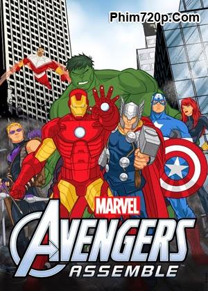 Avengers Assemble (Season 1) 2013 poster