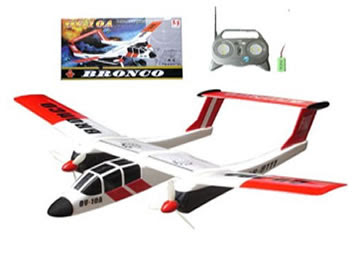 Bronco rc plane images