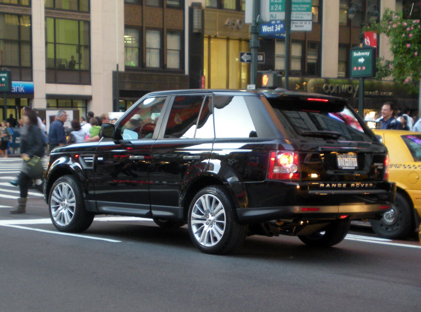 free images online 2010 range rover sport black. Black Bedroom Furniture Sets. Home Design Ideas