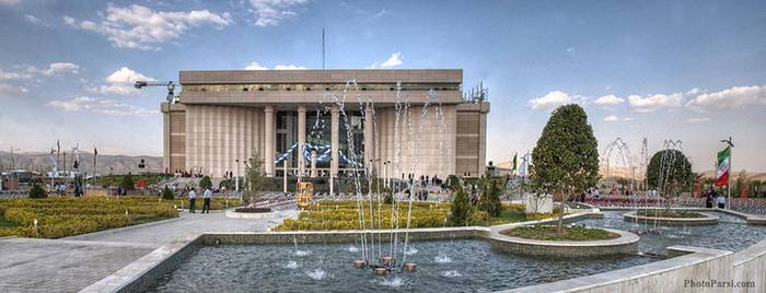 Persian Gulf Complex also known as Fars Shopping Complex is a large shopping mall located in Shiraz, Iran. It is the biggest mall in terms of the number of shops. The facility has space for 2,500 stores covering 420,000 square metres (4,500,000 sq ft).