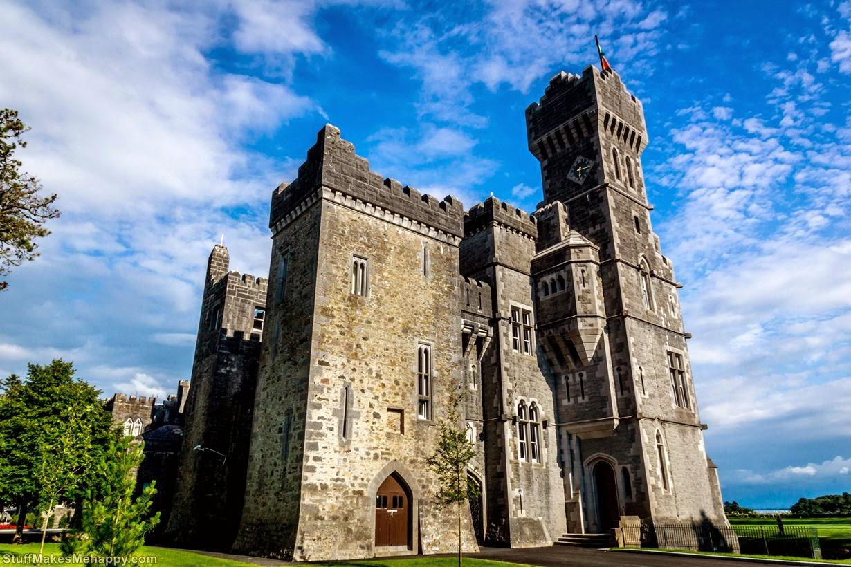 Ashford Castle - Photo by Janmennens