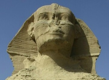 The Head of the Great Sphinx: is it The Gateway to a City? Sphinx-04Zahi