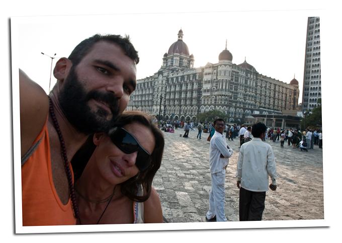 Bombay, Hotel Taj