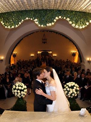 Katie Holmes Wedding Gown on Fashion Club  Katie Holmes  Wedding Dress