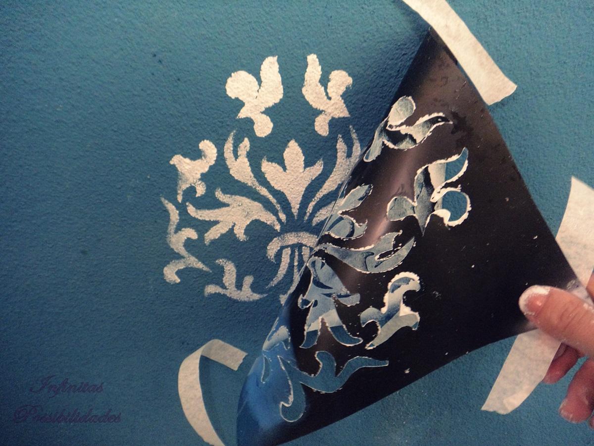 Infinitas possibilidades blogger fazendo seu proprio - Papel de pared para pintar ...
