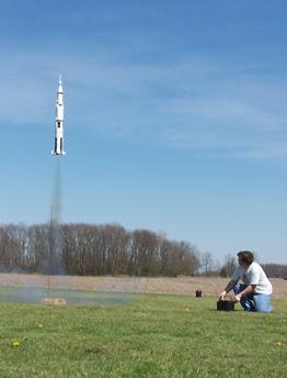 Saturno V, el primer cohete digital