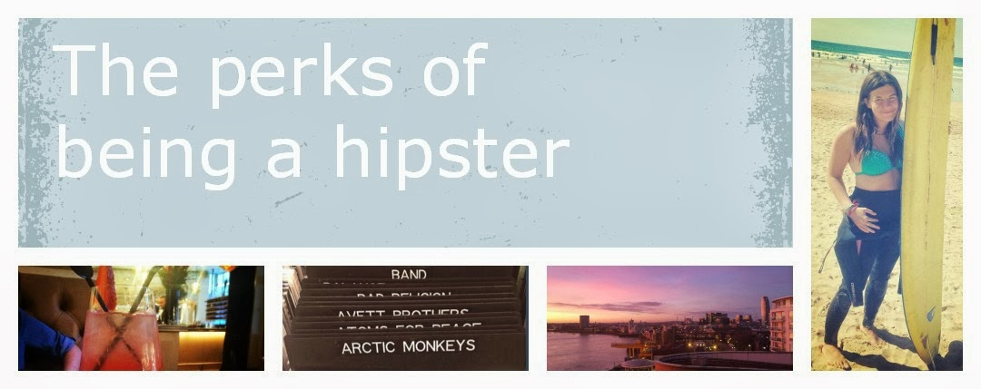 The perks of being a hipster