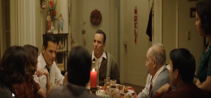 GREEN BOOK and Italian Christmas