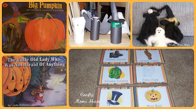 Craft Ideasyear Olds on Crafty Moms Share  Halloween Books