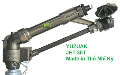súng tưới cây jet 35t yuzuak thổ nhĩ kỳ