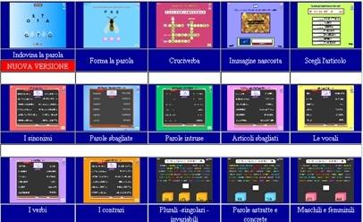 I software didattici per l 39 apprendimento baby flash for Baby flash italiano doppie