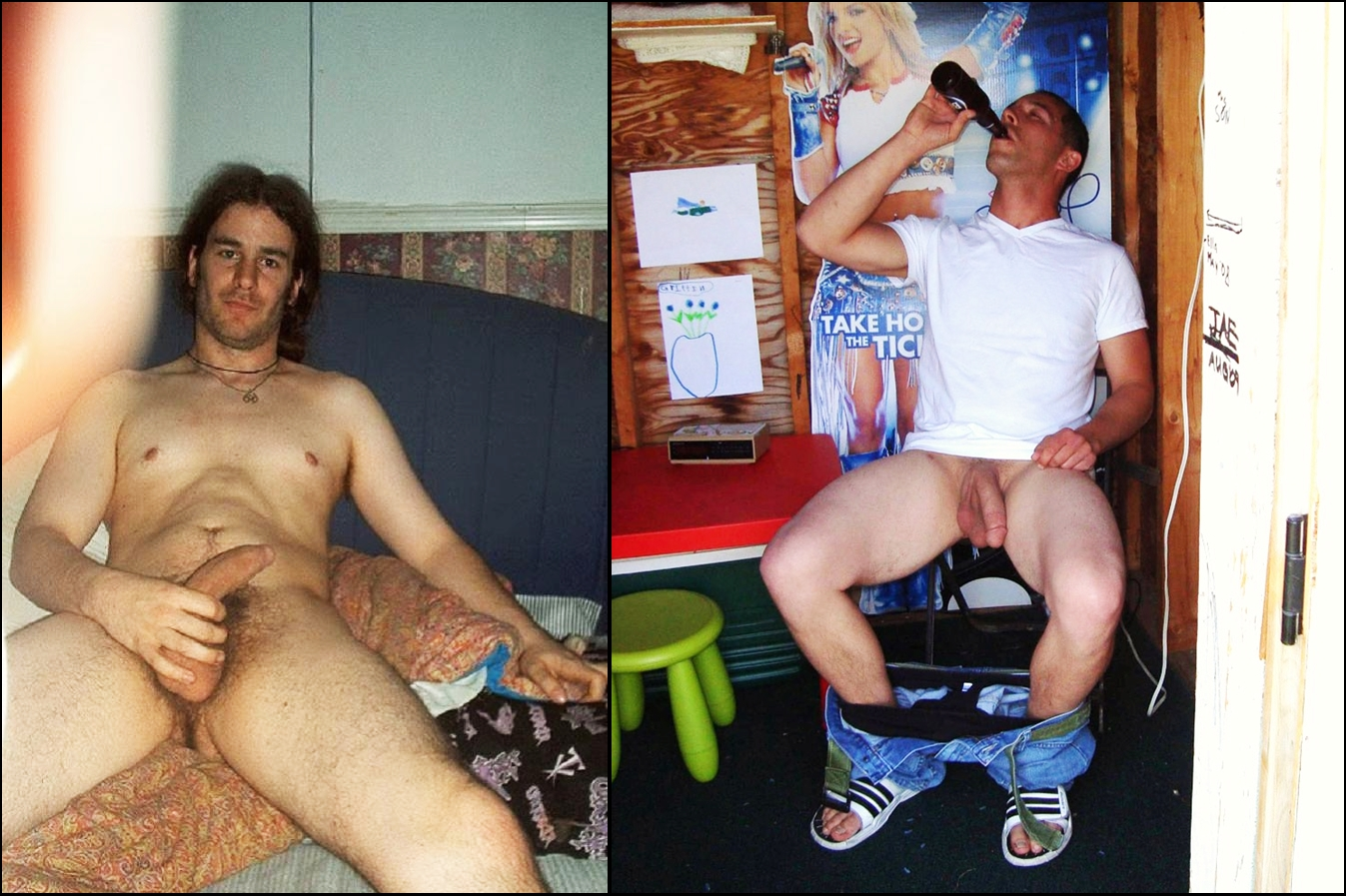 Photos of nacked white trash men important