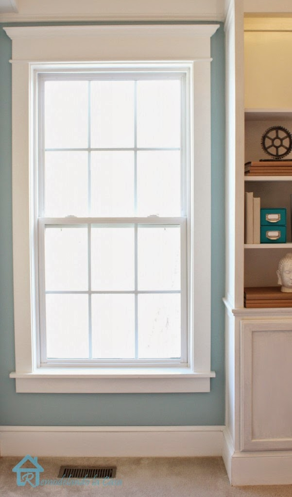 http://www.prettyhandygirl.com/window_trim_how_to_tutorial/