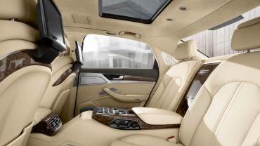 Gambar Interior Audi A8 L