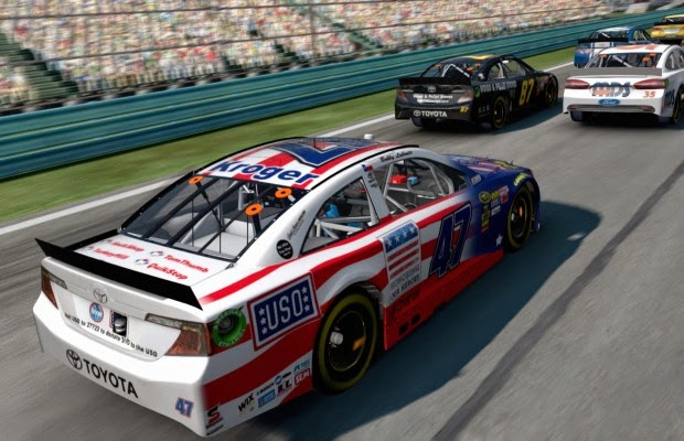 Download Game Racing Nascar 14