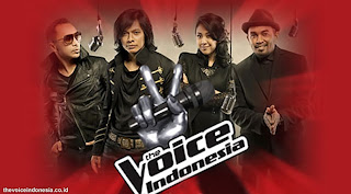 Finalis yang lolos Blind Auditions The Voice Indonesia