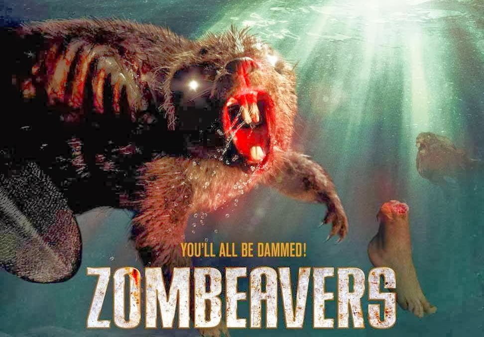 Zombeavers: First Look - Zombie of the Week