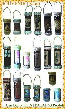 Souvenir Bambu | Call/SMS: +62 852 3330 4422 (Telkomsel) | +62 341 8662 789 (Flexi) | http://souveniretnik.blogspot.com/