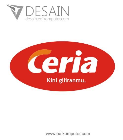 Logo seluler ceria vektor cdr