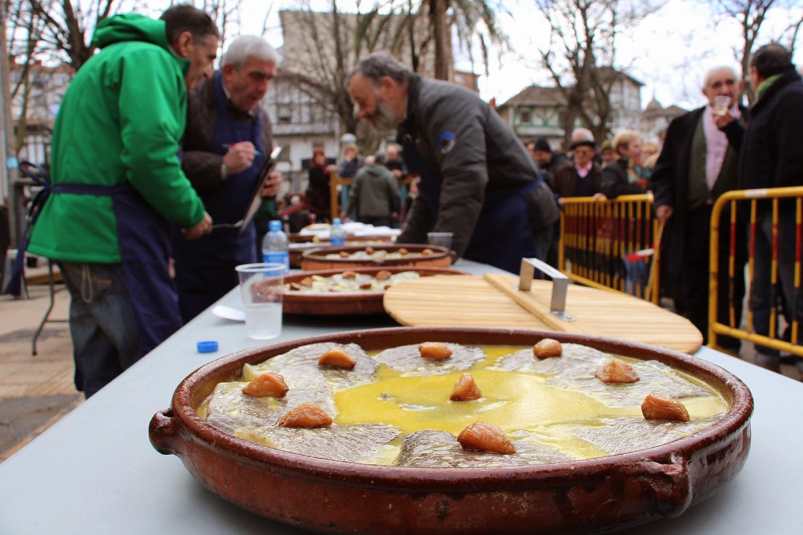 Concursos gastronómicos en San Vicente