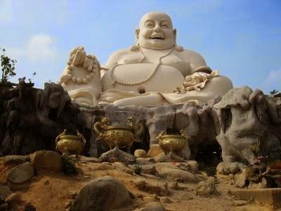 Phật Di Lặc-núi Cấm An Giang