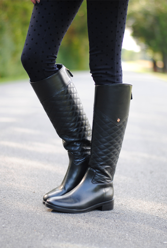 how to wear riding boots to work