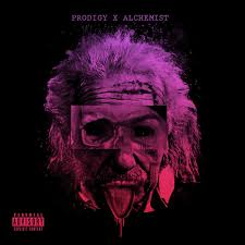 Capa CD Prodigy & Alchemist   Albert Einstein (2013) Baixar Cd MP3