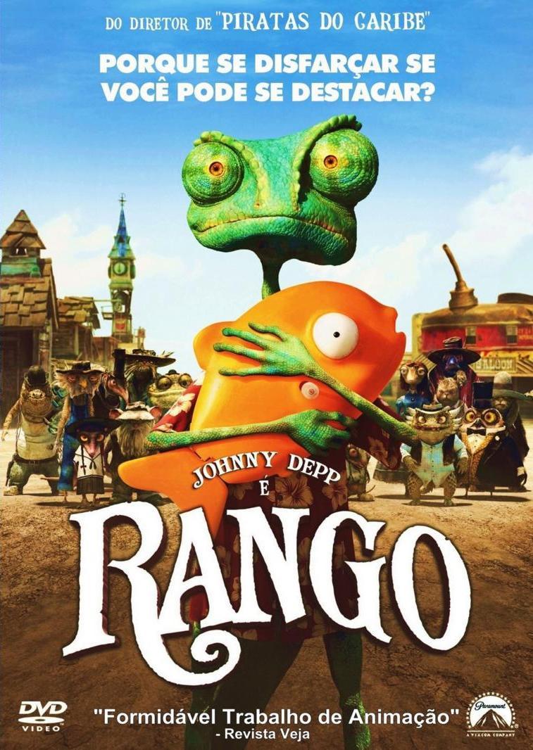 Rango - Dublado