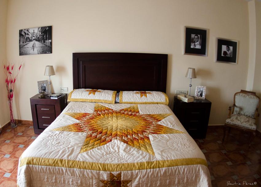 El Diván Azul: fotos de mi dormitorio
