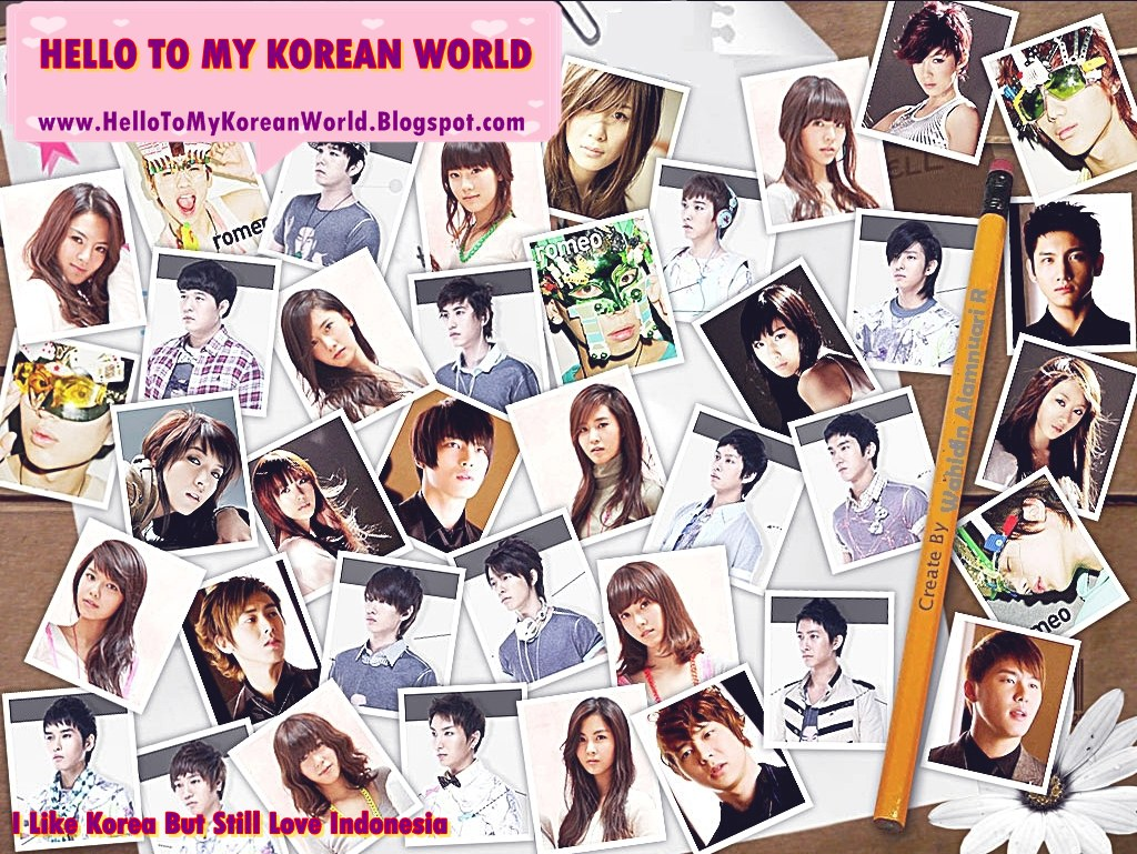 Hello To My Korean World