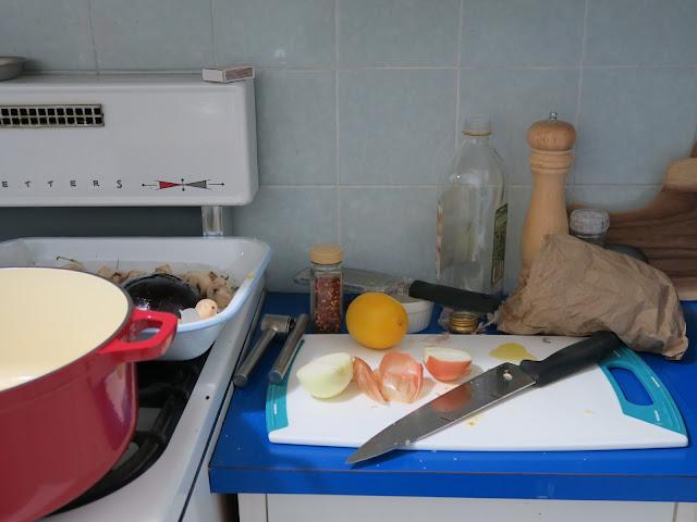 Kitchen | salt sugar and i