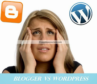 Blogger Vs Wordpress - Which Platform Is Best Wordpress Or Blogger
