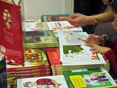 Salon du livre et de la presse jeunesse de Montreuil - 27, 28, 29 et 30 novembre, 1er et 2 décembre 2013 : photos et dédicaces