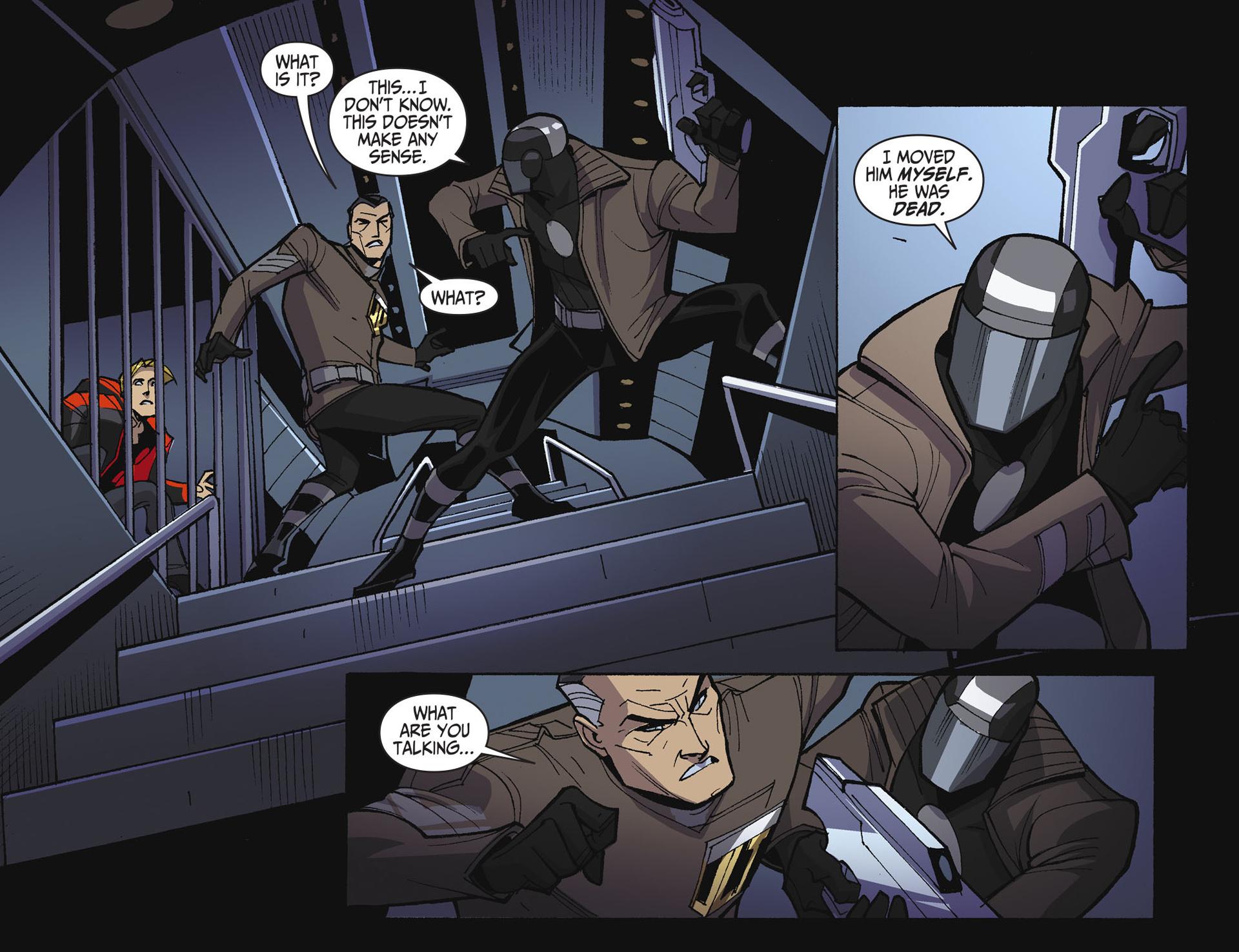 Batman Beyond 2.0 Issue #22 #22 - English 7