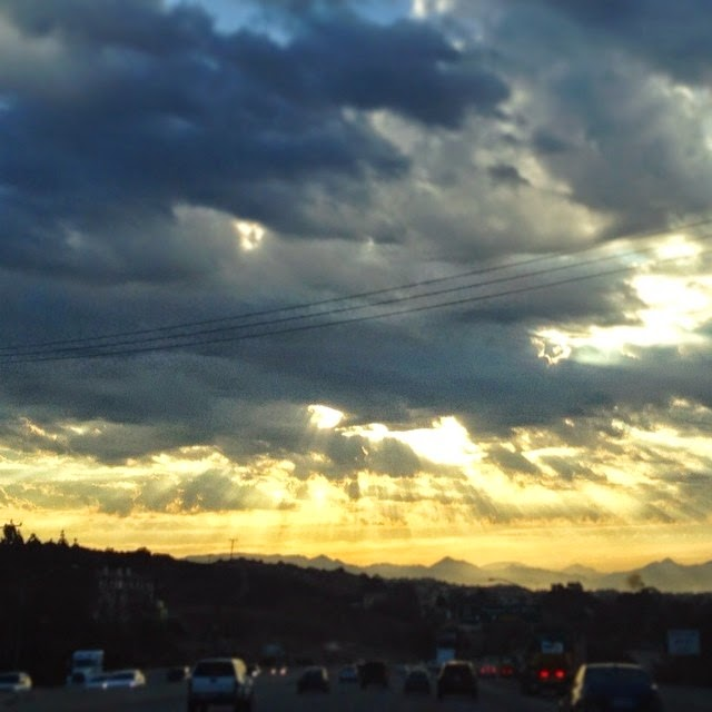 """Morning has broken"" on The 3 Rs Blog via Instagram (@florinda3rs)"