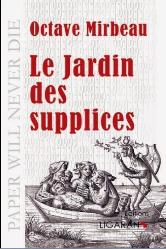 """Le Jardin des supplices"", Éditions Ligaran, 2014"