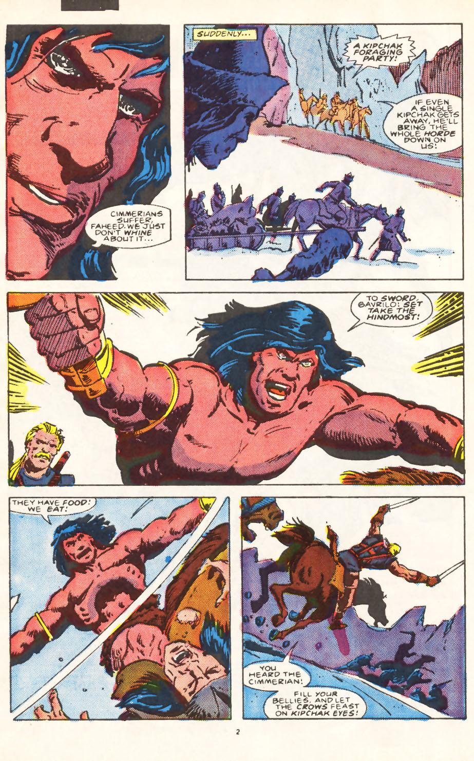 Conan the Barbarian (1970) Issue #224 #236 - English 3