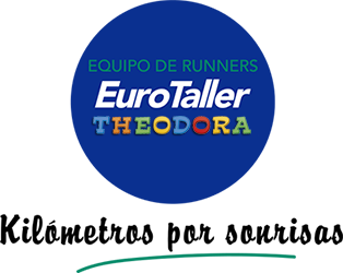 Equipo de runners EuroTaller - Fundación Theodora