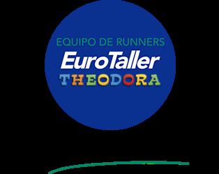 Equipo de runners EuroTaller - Fundación Theodora