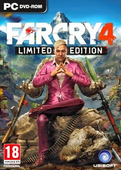 Far Cry 4 – Hurk Deluxe Pack – PC