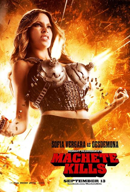 Machete Kills y un gran reparto de estrellas